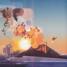 Pirule - Amazing Illustrations by James Gilleard