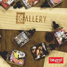 Welcome to the Gallery. Please enjoy your stay.  Check out the entire @gallery.vape line at www.beyondvape.com |