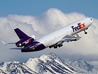 3689 FedEx - Federal Express McDonnell Douglas MD-11(F) (N591FE) shot at Anchorage - Ted Stevens International (ANC / PANC) USA - Alaska April 21, 2011 By Juan Carlos Guerra - Aviation Photography of Mexico