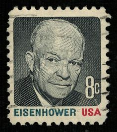 Scott 1394 Dwight D Eisenhower US President MNH mint 1971 unused stamp Love Mail, You've Got Mail, Mint, Stamp Printing, First Day Covers, Us Presidents, American Presidents, My Themes, Mail Art
