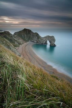 Durdle Door - It's one of the prettiest places in good ol' England