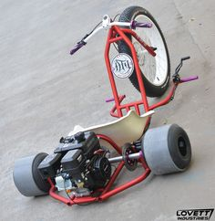 Australia's Finest Motorized Big Wheel Drift Trikes available From: - www.lovettindustries.com.au - www.facebook.com/phatdrifttrikes Motorized Drift Trikes Australia