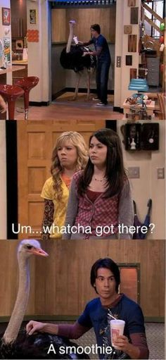 iCarly was pretty underrated