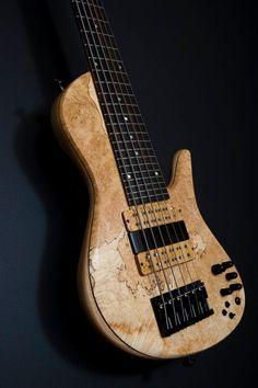 My dream bass. Fodera.