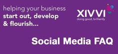The Xivvi Social Media Frequently Asked Questions.  Ask & You'll Receive an Answer!