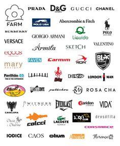 logo marcas de moda brasileiras , Pesquisa Google