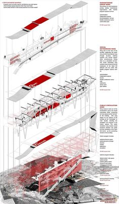 28 Ideas design layout architecture presentation boards projects for 2019 Architecture Presentation Board, Presentation Layout, Architecture Board, Concept Architecture, Architecture Drawings, Architecture Design, Architectural Presentation, Presentation Boards, Planer Layout
