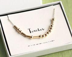 Mother Necklace Mama necklace Morse code Morse Code