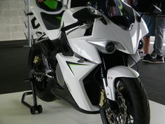 Energica @ ZEV Day 2013