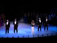 Phantom of the Opera @ the Royal Albert Hall 2011 (Sarah Brightman singing with all the Phantoms)