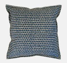 14 X 18 Magenta Beads Wheat Linen Pillow - Hable Construction Navy Pillows, Linen Pillows, Throw Pillows, Magenta, Modern Furniture, Crochet Top, Textiles, Beads, Canvas