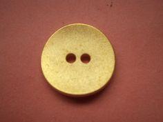 Knöpfe - 12 Knöpfe gold 18mm (1914-3) Jackenknöpfe Knopf - ein Designerstück von…