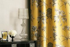 Etchings and Roses Empire Yellow curtain.jpg