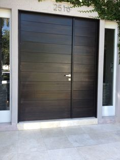 Mahogany Impact Entry Doors, Modern Style. If you are looking to show off your home in elegance, exclusivity and quality.