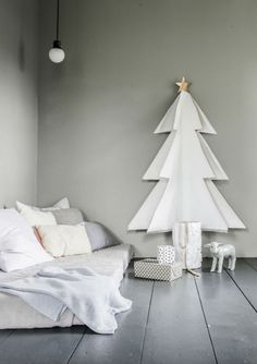 Alternative Xmas Trees 2017 | French By Design