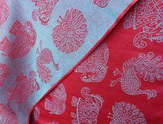 Limited Edition Woven Wraps Database - India Holi