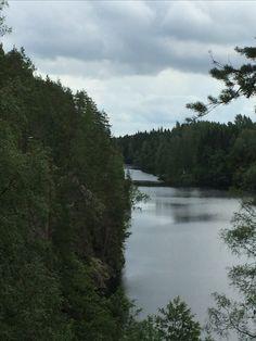 Virrat, Helvetinjärvi