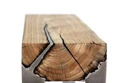 metal melted on wood table - Google Search