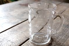 Vintage Glass Measuring Cup Pamco on Etsy, $8.00