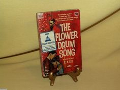 FLOWER DRUM SONG C Y LEE DELL F175 2ND PRINT 1961 NANCY KWAN JAMES SHIGETA