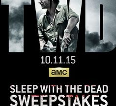 Enter the The Walking Dead Sleep with the Dead Sweepstakes for your chance to win a trip for two to visit the set of The Walking Dead and sleep there!