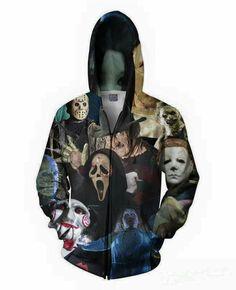 Rage On Horror Sweater