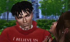 Joel Walters at Sims for you • Sims 4 Updates