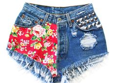Shorts Customizados (97 Fotos Lindas!!!)