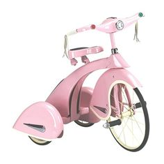 Sky Princess Tricycle. the cutest//