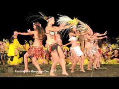 Aranui - Marquesas Art and Dance Festival - Dec 2011 - part 1