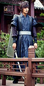 Lee Min Ho Ancient Korean Drama Play Hanbok Costumes Complete Set for Men