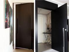 porta de entrada preta reforma decoracao arquitetura blog assim eu gosto