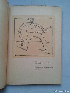 Libros de segunda mano: Cincuenta hombres por dos pesos. Por Castelao. Año 1940. Muy raro. - Foto 7 - 90372200