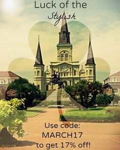 May the luck of the stylish be with you all day long!   http://ift.tt/1MOY5Zf  #ShopMamaRouxs #shopetsy #shop #etsy #etsylove #etsysale #etsyshop #etsyfinds #etsyseller #art #artist #canvas #canvases #canvasart #photo #photograph #photography #photographer #neworleans #neworleansart #nola #nolaart #louisiana #frenchquarter #stpatricksday #lucky #sale by mamarouxs