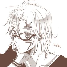 Allen Walker | D.Gray-man || http://asahiya.blog.shinobi.jp/ [please do not remove this caption with the source]