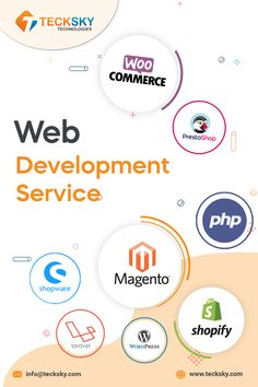 Tecksky Technologies is a top-notch Web Development Company in India that provides you Best-in-Class #WebsiteDevelopment services and helps you to define your brand and increase your products or services reach to valuable customers. Hire Tecksky's full-stack developer for a complete-featured website. Visit For more detail: www.tecksky.com Reach Us Today at info@tecksky.com Web Development Company, Mobile App, India, Technology, Website, Detail, Top, Products, Tech