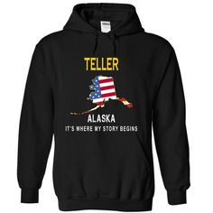 TELLER It's Where My Story Begins T-Shirts, Hoodies, Sweatshirts, Tee Shirts (34$ ==> Shopping Now!)