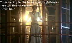 In Searching for the Heart of Any Lighthouse