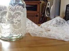 Image result for decorating douwe egberts jar for a wedding