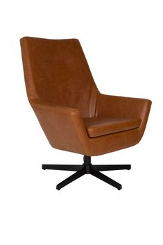 lounge stoel more armchair chair dutchbone lounges living room lounge ...