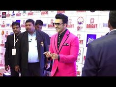 Ranveer Singh at the red carpet of Yogesh Lakhani's Bright Awards Ranveer Singh, Gossip, Red Carpet, Bollywood, Awards, Interview, Bright, Coat, Music