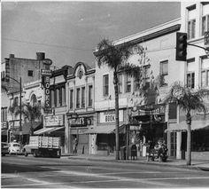 PSN Pas Old Town, Fair Oaks and Colorado, c 1972 :: Pasadena Museum of History San Gabriel Mountains, San Gabriel Valley, Altadena California, California History, Southern California, Route 66 Trip, Digital History, San Luis Obispo County, Fair Oaks