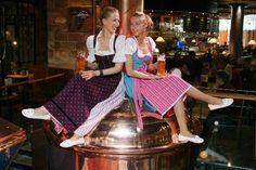 Juliane Pfaff und Franziska Kumpf hosting Airbräu at Munich airport. Pfaff, Every Woman, Munich, Looking For Women, Looks Great, Summer Dresses, How To Wear, Fashion, Dirndl