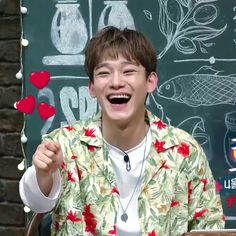 Exo Chen, Park Chanyeol, Got7, Kim Jong Dae, Kim Junmyeon, Exo Members, Kyungsoo, I Fall In Love, Boy Groups