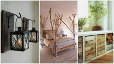 Every time I see a piece of rustic made furniture added to any decor, I am reminded of the old times. When things were at a much slower pace and you actually took the time to feel the breeze pass through your humble abode. Today it's all about the hustle and bustle of life. WhichRead more