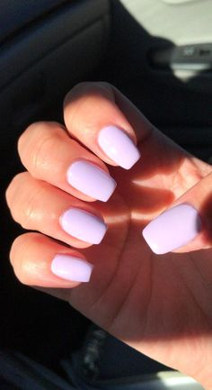 Acrylic Nails Coffin Short, Simple Acrylic Nails, Summer Acrylic Nails, Best Acrylic Nails, Acrylic Nail Designs, Summer Nails, Coffin Nails, Winter Nails, Colored Acrylic Nails