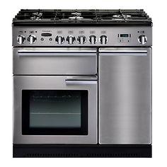 Buy Rangemaster Professional+ 90 Dual Fuel Range Cooker Online at johnlewis.com