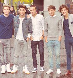 One Direction  no se que haria sin ellos