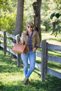 Sharing two completely casual looks today.  Both equally cozy and fuss-less.  I'd have to say my two fave pieces from these looks are this Cozy Turtleneck & this Plaid Top