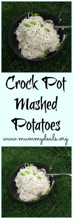 Crock Pot Mashed Pot